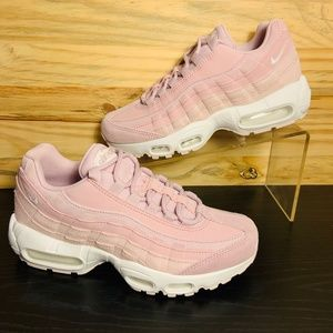 New Nike Air Max 95 Premium Light Rose Running